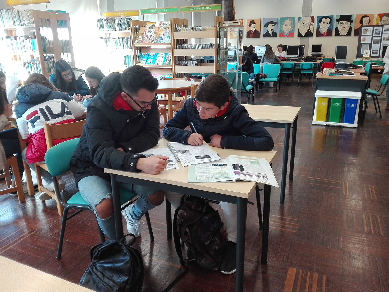 """STAND BY ME"" – Peer Tutoring"